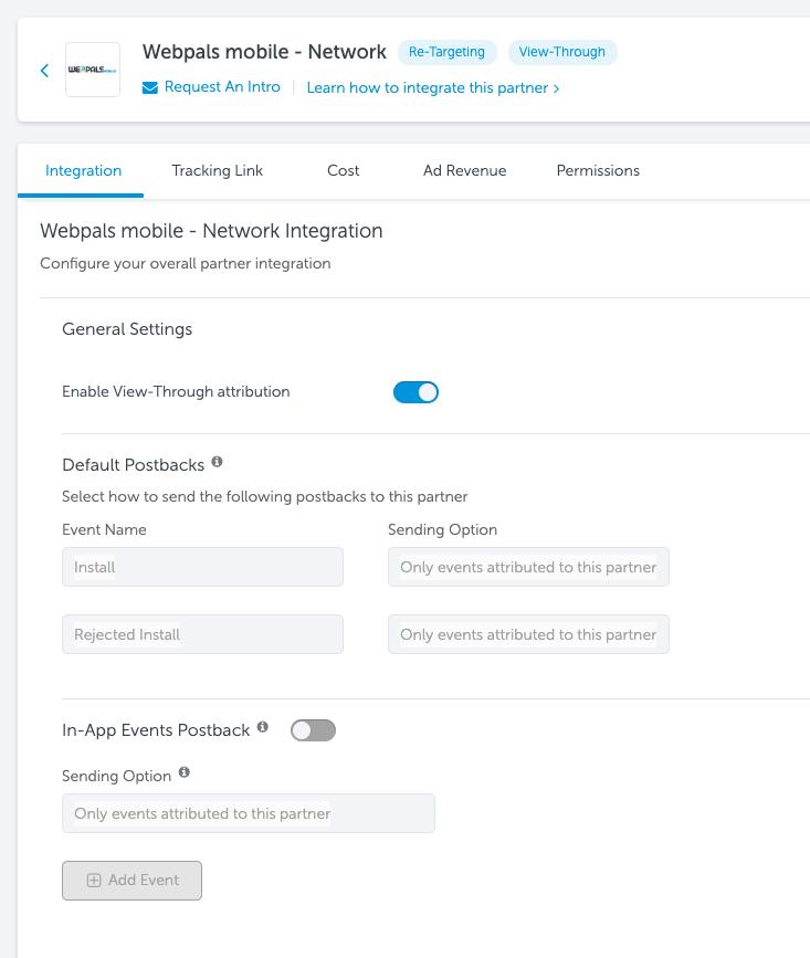 webpals mobile integration