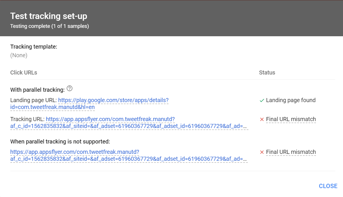 Google Ads (AdWords) Integration Configuration - New API – Help Center