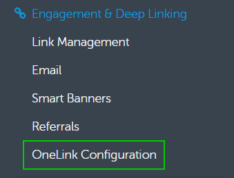 OneLink™ redirections setup guide – Help Center