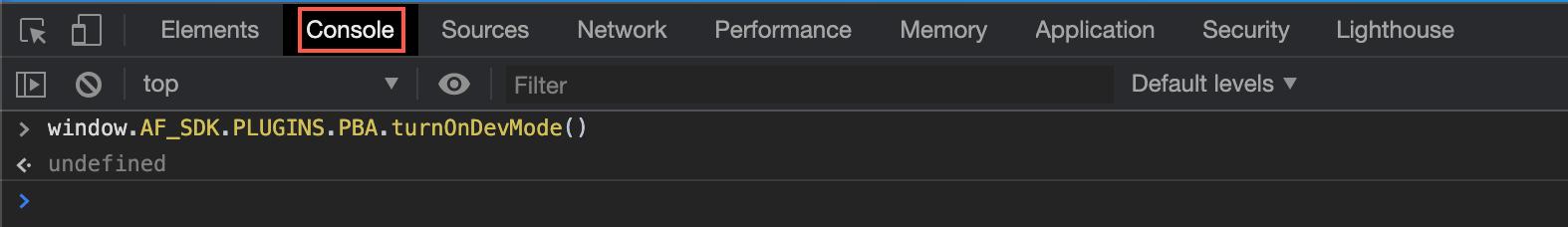 testing_pba_integration_turnondevmode.png
