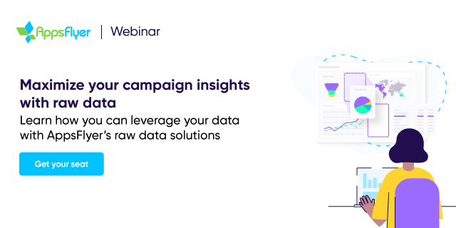 Raw data webinar sign up